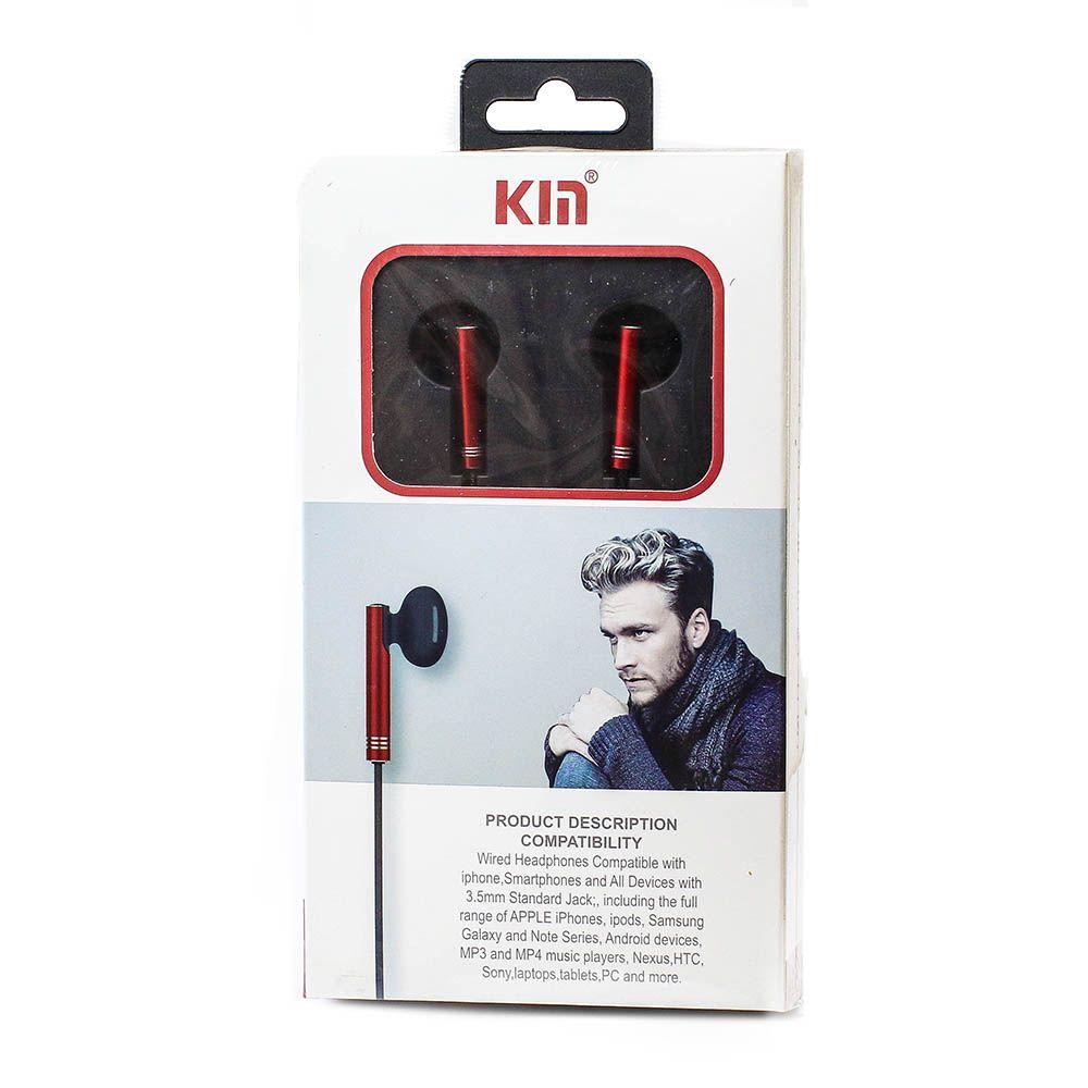 KIN K98 METAL Headphone