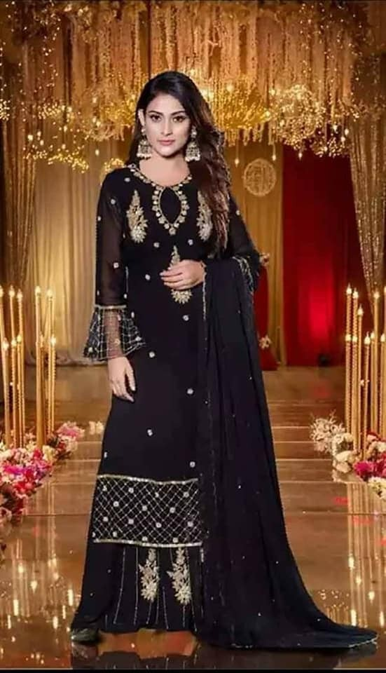 Exclusive Georgette New Stylish dress for women